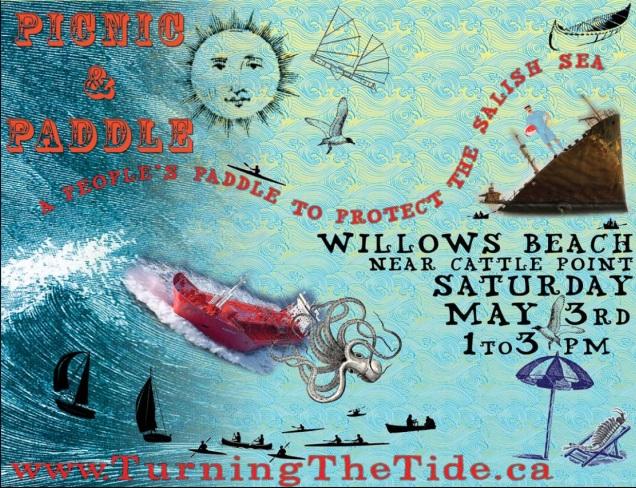May 3rd Picnic & Paddle