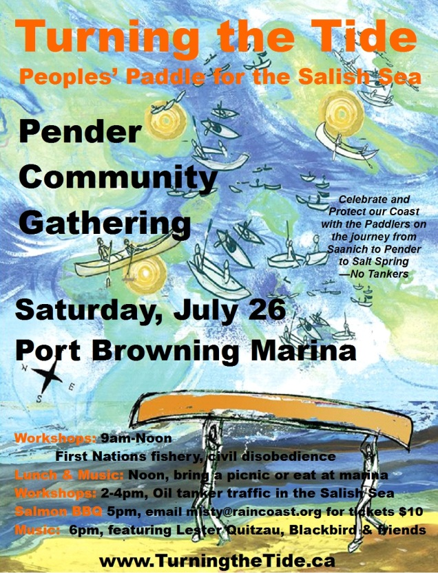 Pender Community Gathering